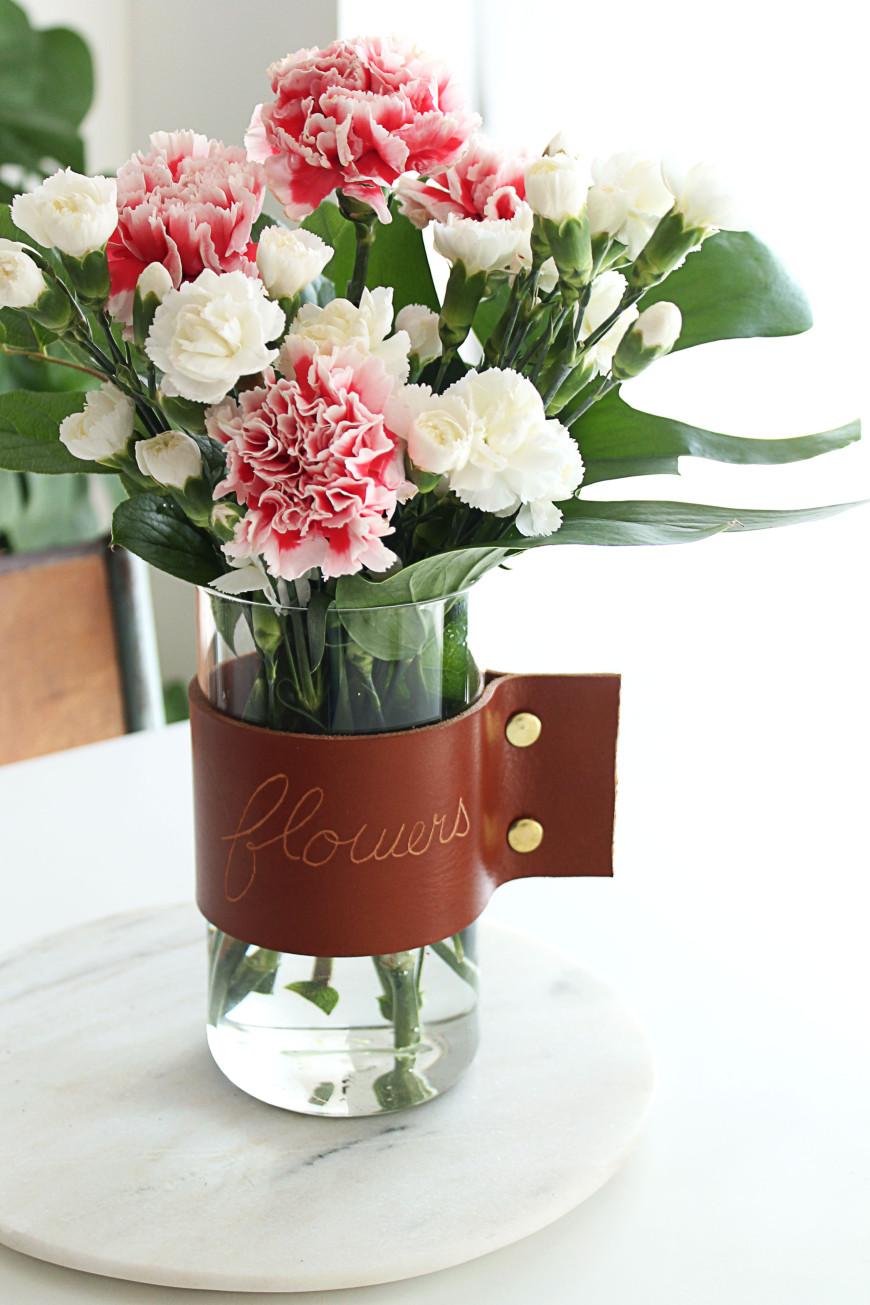 15 Vase-cuir