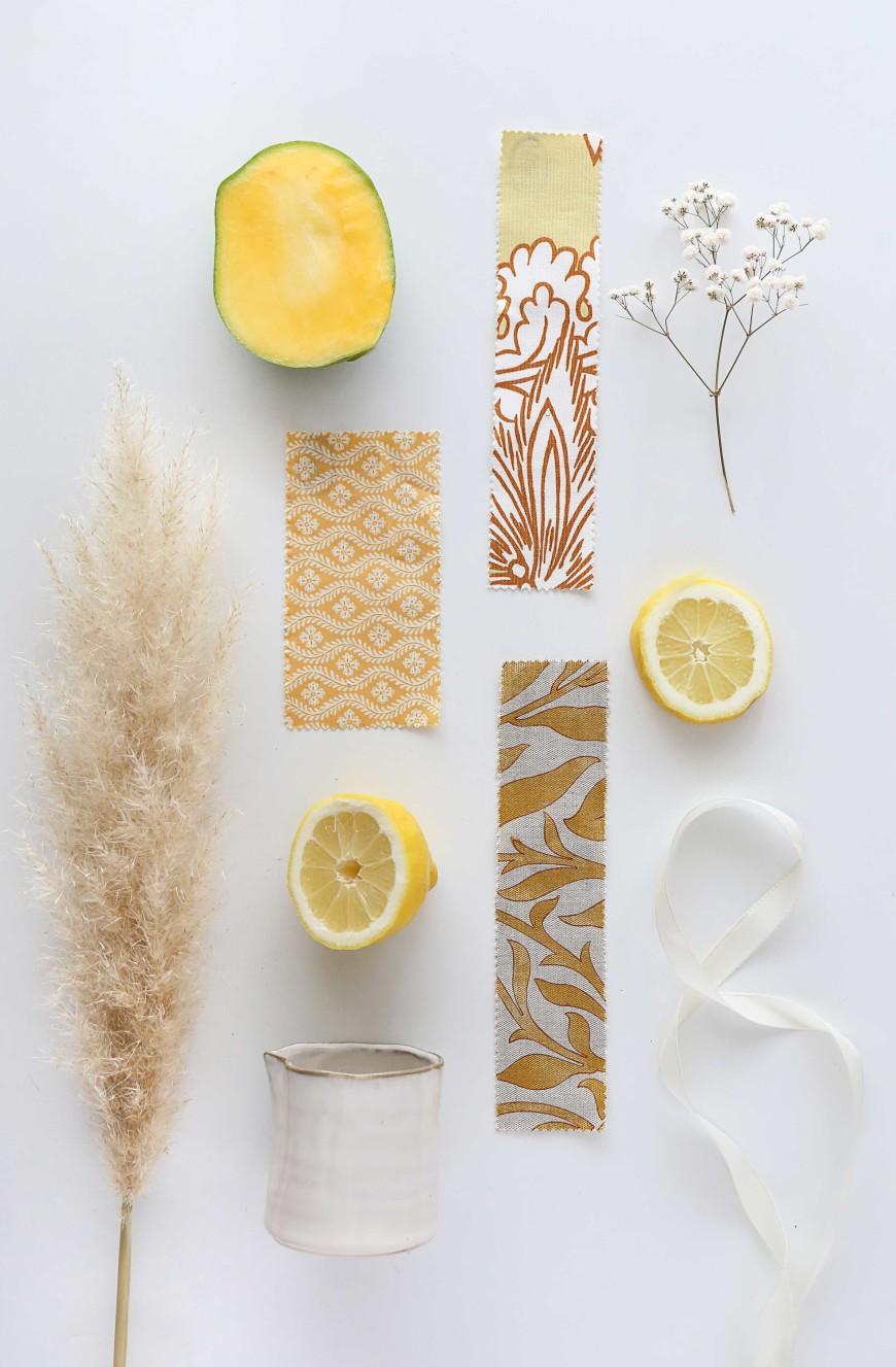 mood-board-jaune-et-blanc-toiles-de-mayenne-mademoiselle-claudine-